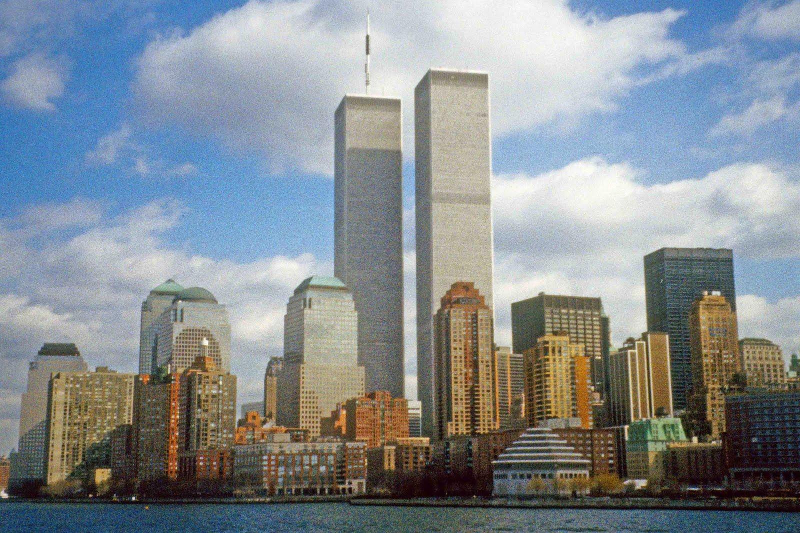 Twin Towers NY 14
