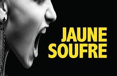 JAUNE SOUFRE
